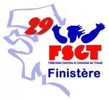 LOGO COMITE FSGT 29 SUR FOND BLANC